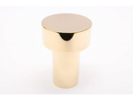 dot 71 hook polished brass