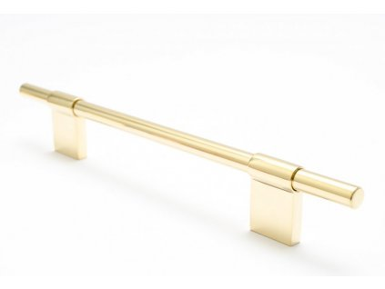 line 198 handle polished brass 62317