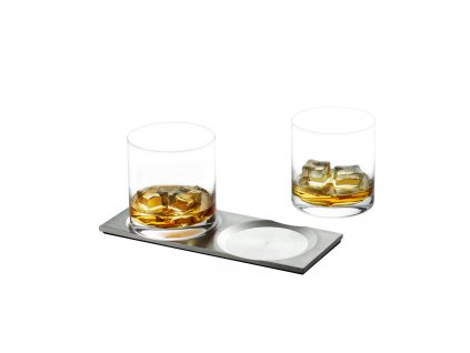 1500x1500 Machined Whisky Steel