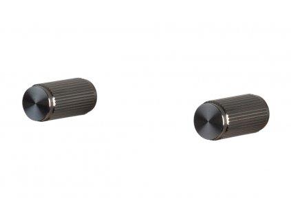 Linear Knob GunMetal