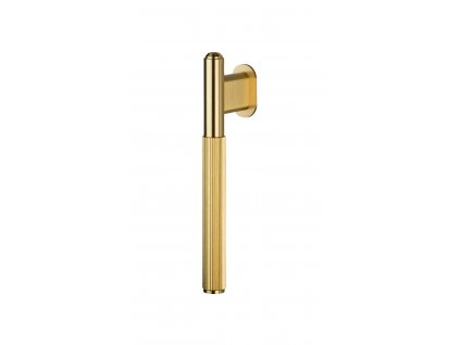 Linear L Bar Single Brass
