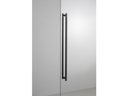 BP Double Sided Closet Bar Black