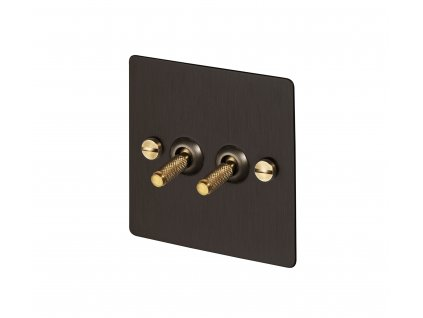 BRONZE & BRASS 2S Buster & Punch Cut Out