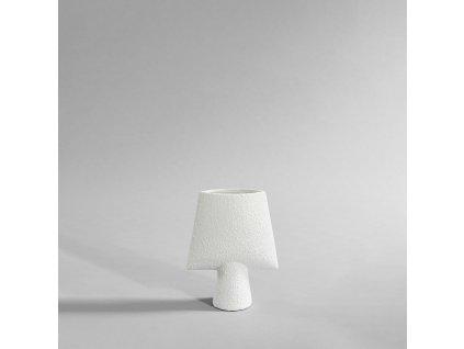 101 Copenhagen Sphere Vase Square Mini hellgrau