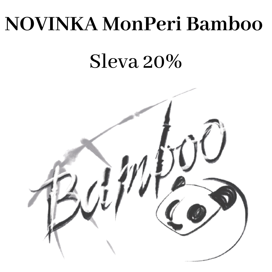 Novinka MonPeri Bamboo