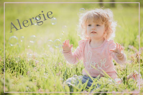 Alergie u dětí: Naučte se jim předcházet