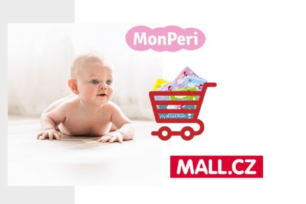 MonPeri nově na MALL.CZ