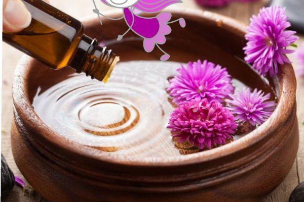 Hydroláty - jemná aromaterapie vhodná pro děti