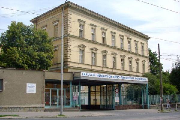 Porodnice Brno - Obilní trh