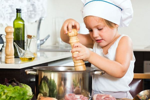 Maso je základem zdravého vývoje dítěte