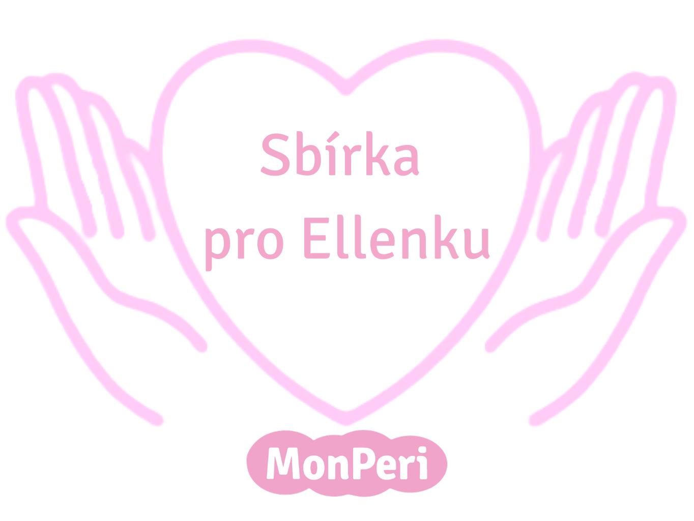 Sbírka pro Ellenku - Pomáháme s MonPeri