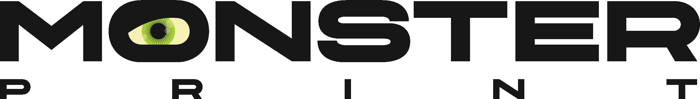 Monster Print logo