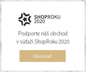 Hlasovať za SHOPROKU 2020