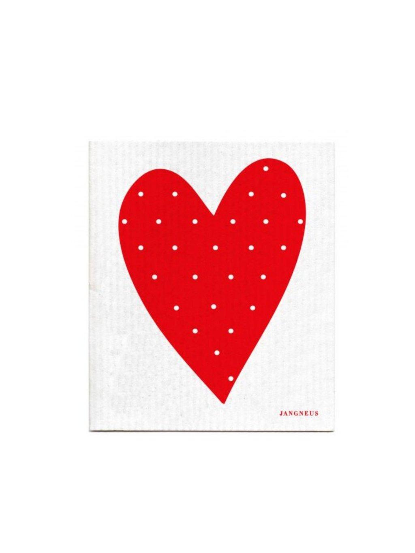 Jangneus Červené srdce