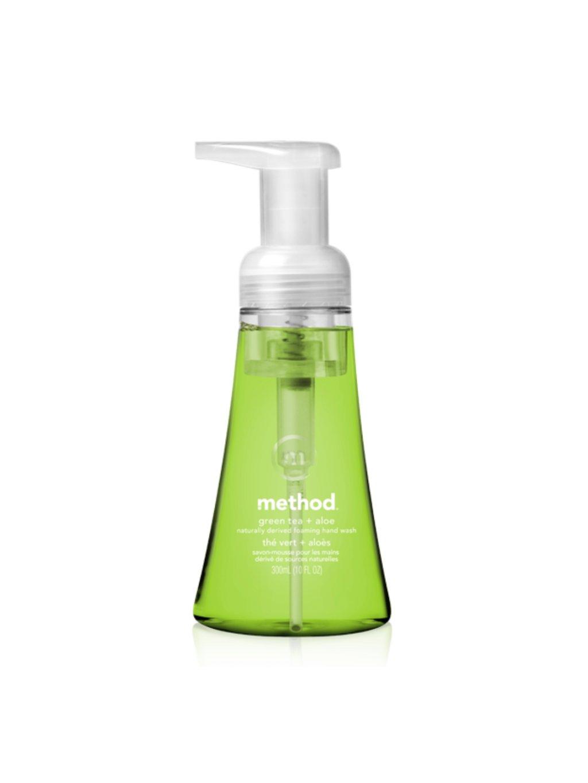 method-penove-mydlo-na-ruky-green-tea-aloe-300ml