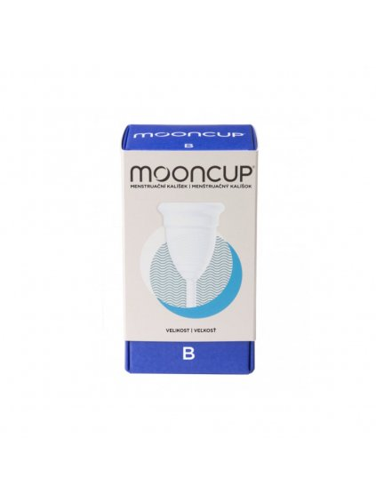 Mooncup model B krabicka