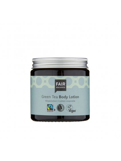 FS body lotion green te