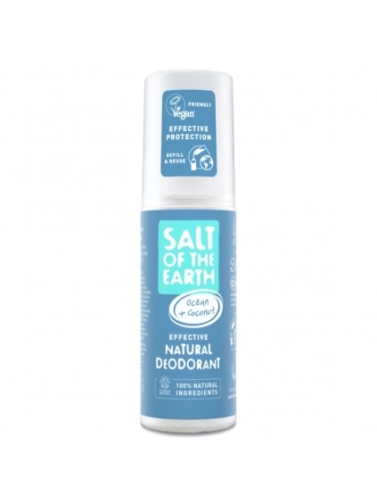 salt of the earth deozodorant ocean coconut 100ml