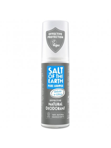 salt of the earth deozodorant vetiver citrus 100ml