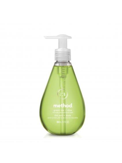 Method mydlo Aloe