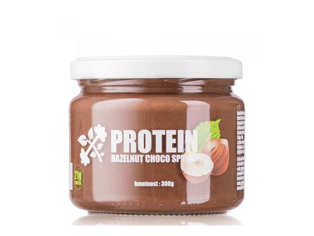 protein hazelnut choco 300g