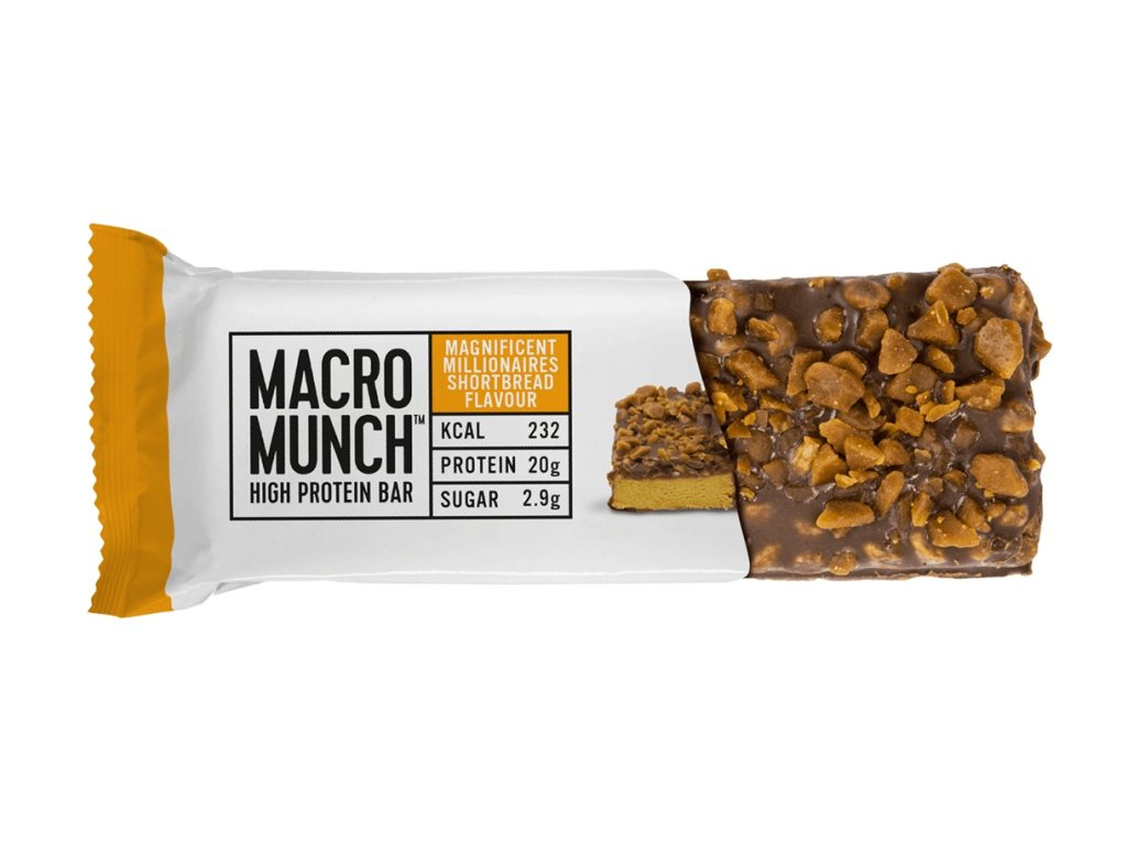 bulk powders macro munch high protein bar 62g original2