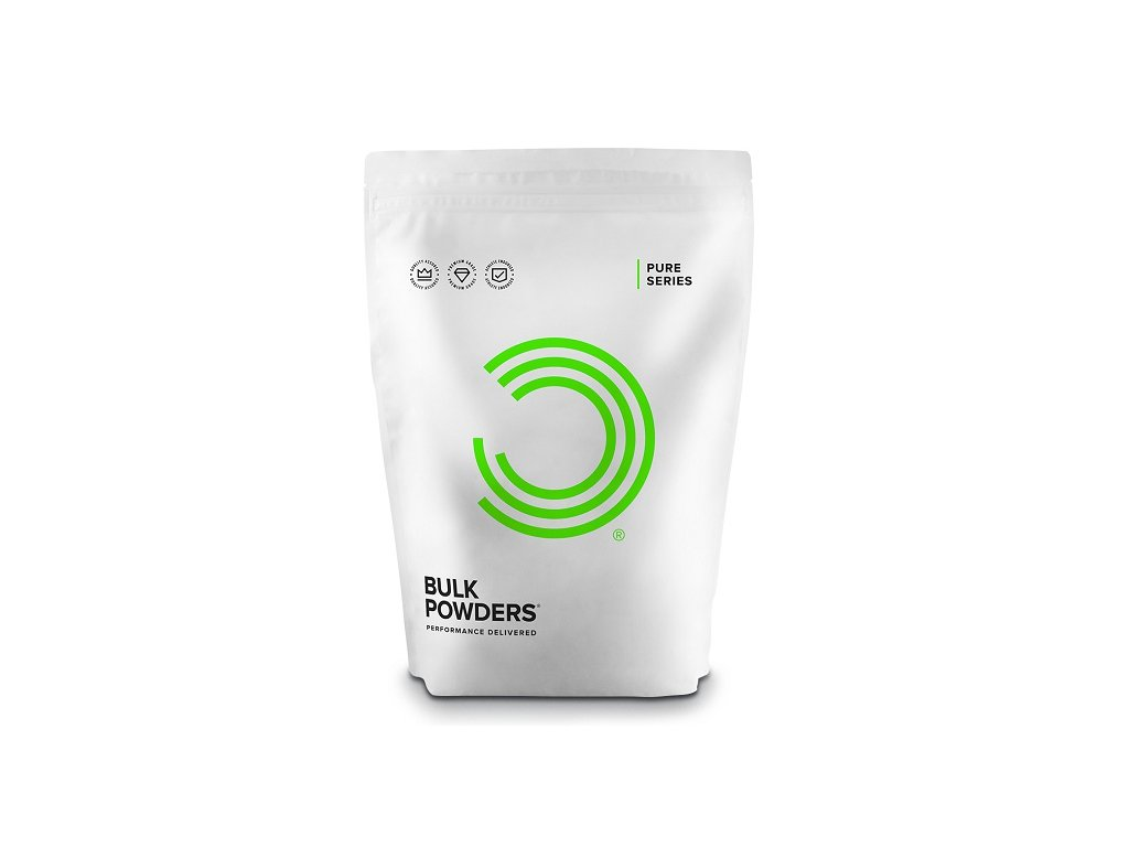 bulk powders pure whey protein 2500 g original