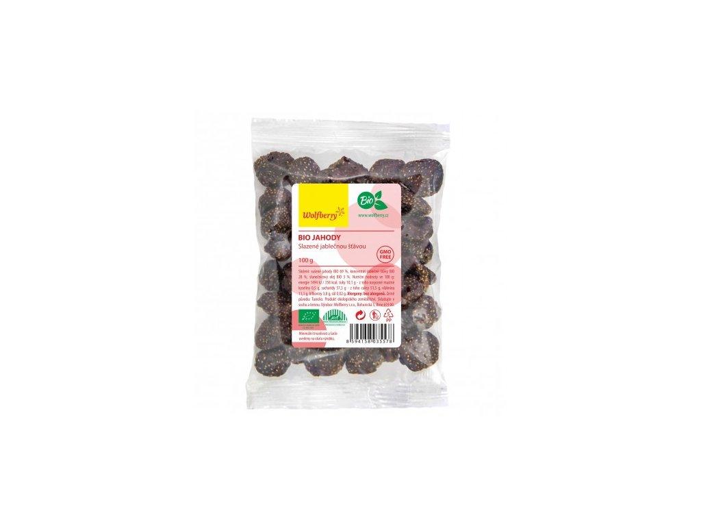 jahody wolfberry bio 100 g