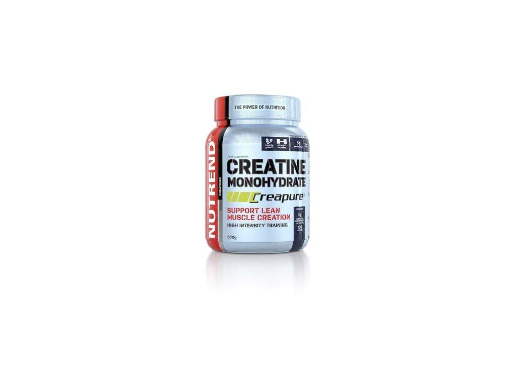 nutrend creatine monohydrate creapure 2