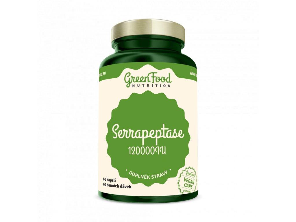 greenfood nutrition serrapeptase7