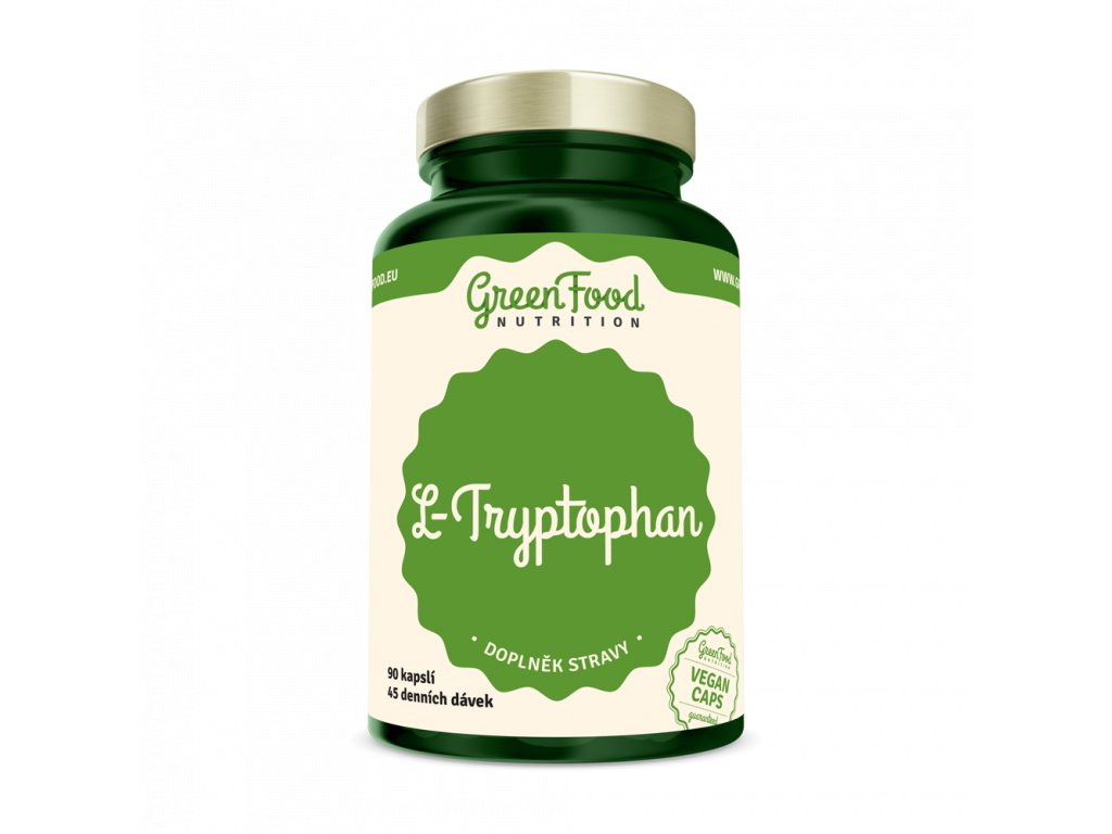 greenfood nutrition l tryptophan72