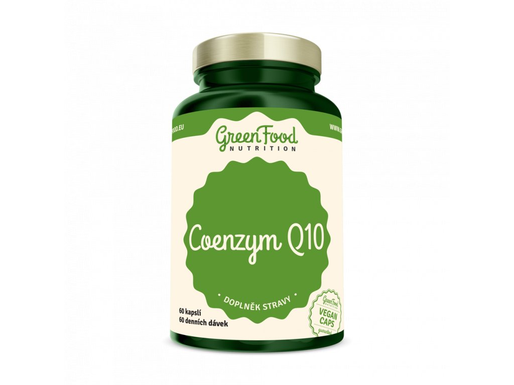 greenfood nutrition coenzym q102