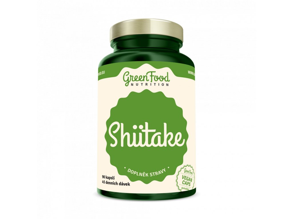 greenfood nutrition shiitake2