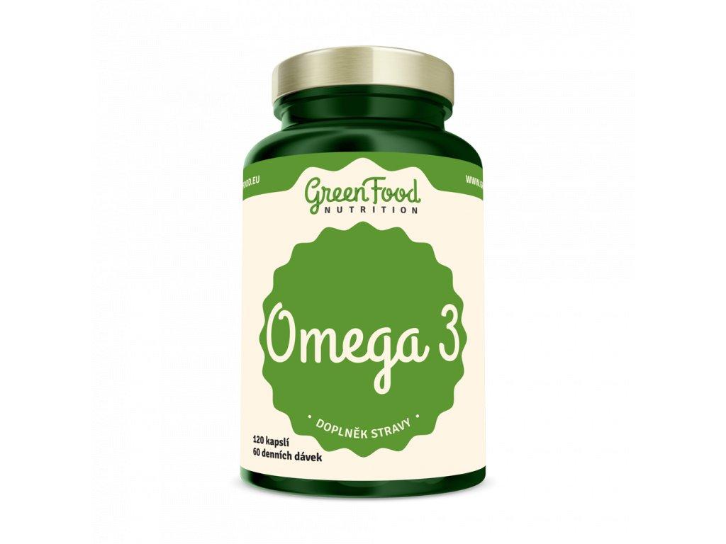 greenfood nutrition omega 31