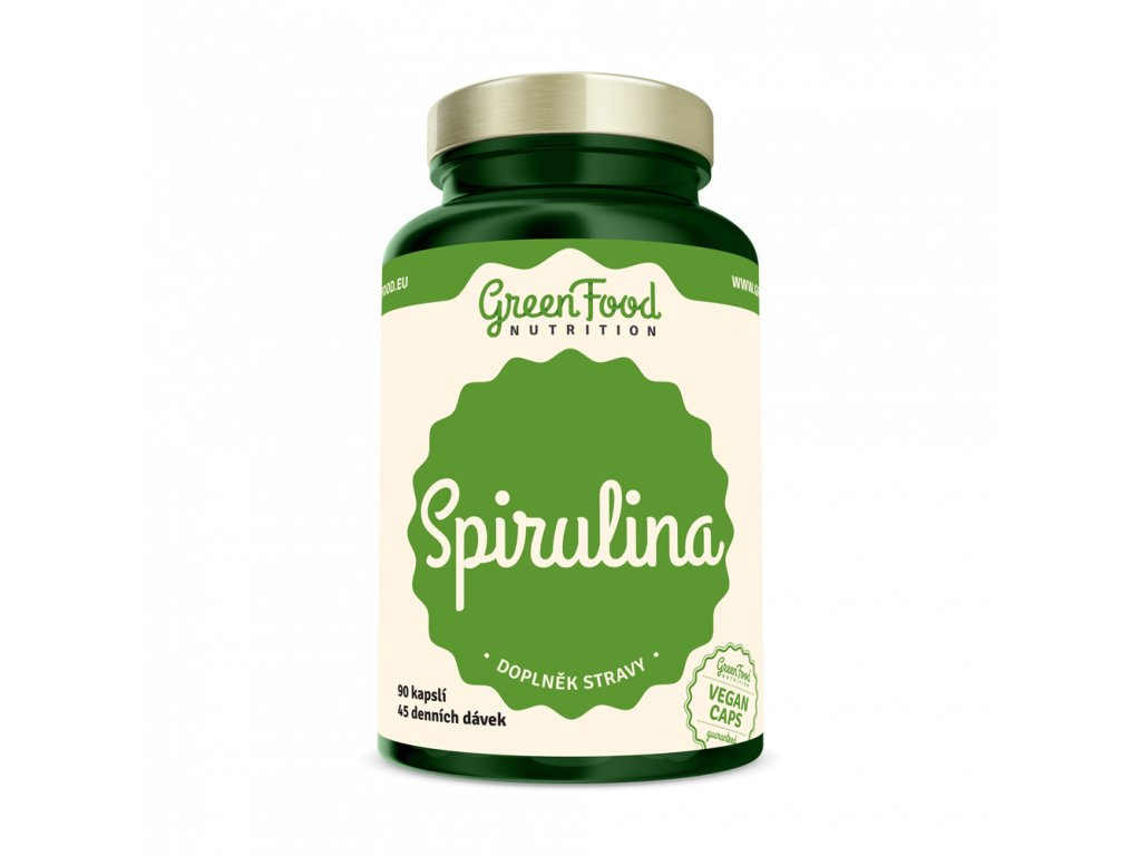 greenfood nutrition spirulina4