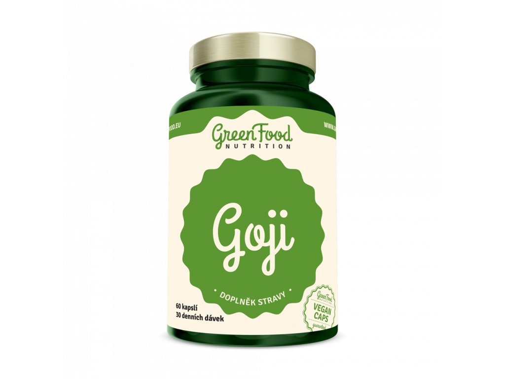 greenfood nutrition goji5