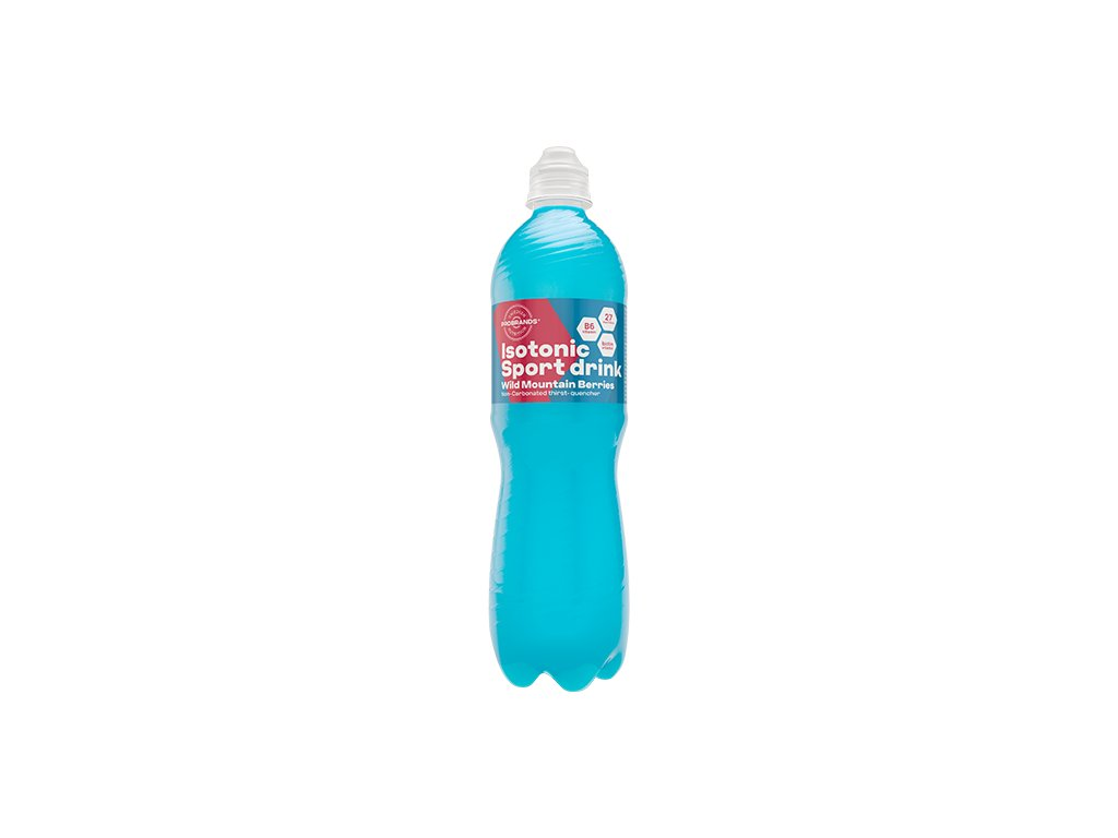 Isotonic 500ml MountainwildBerries Validoo