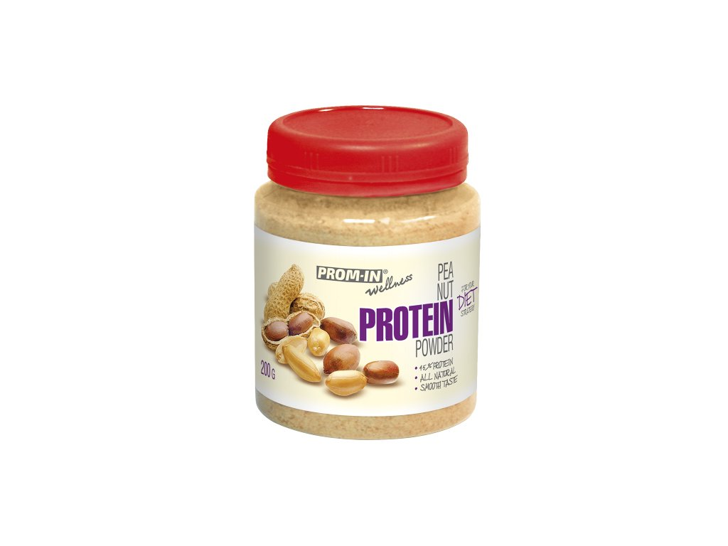 PROM-IN Peanut protein powder