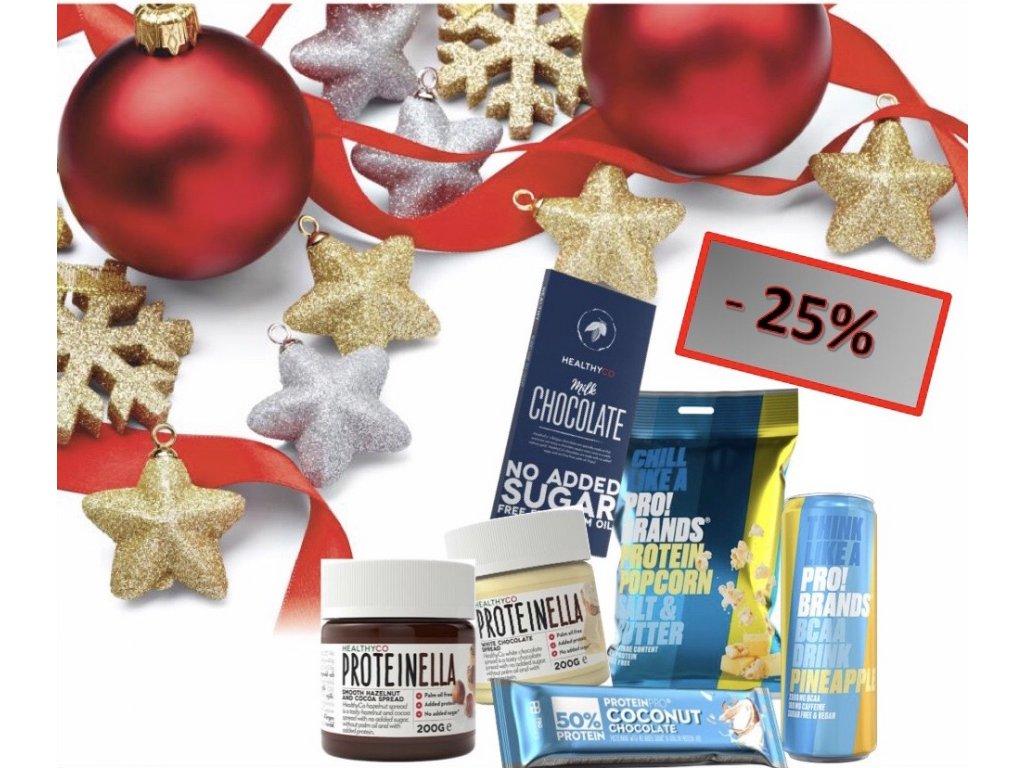 HealthyCo Vánoční balíček 3