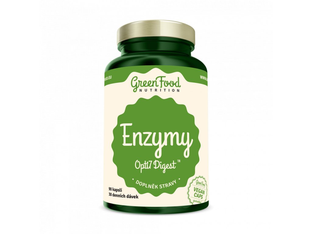 greenfood nutrition enzymy3