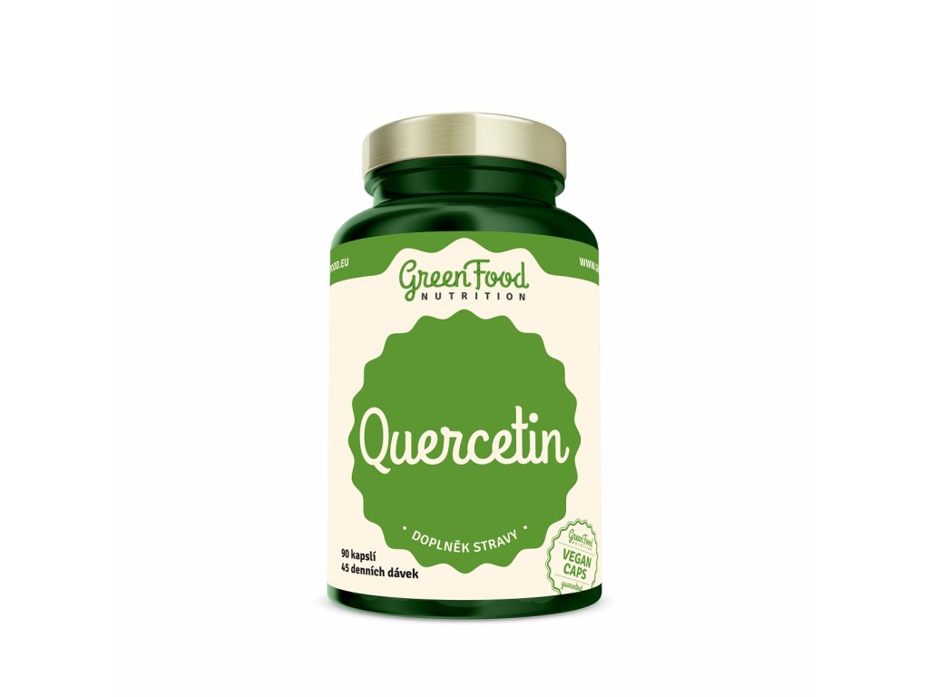 greenfood nutrition quercetin