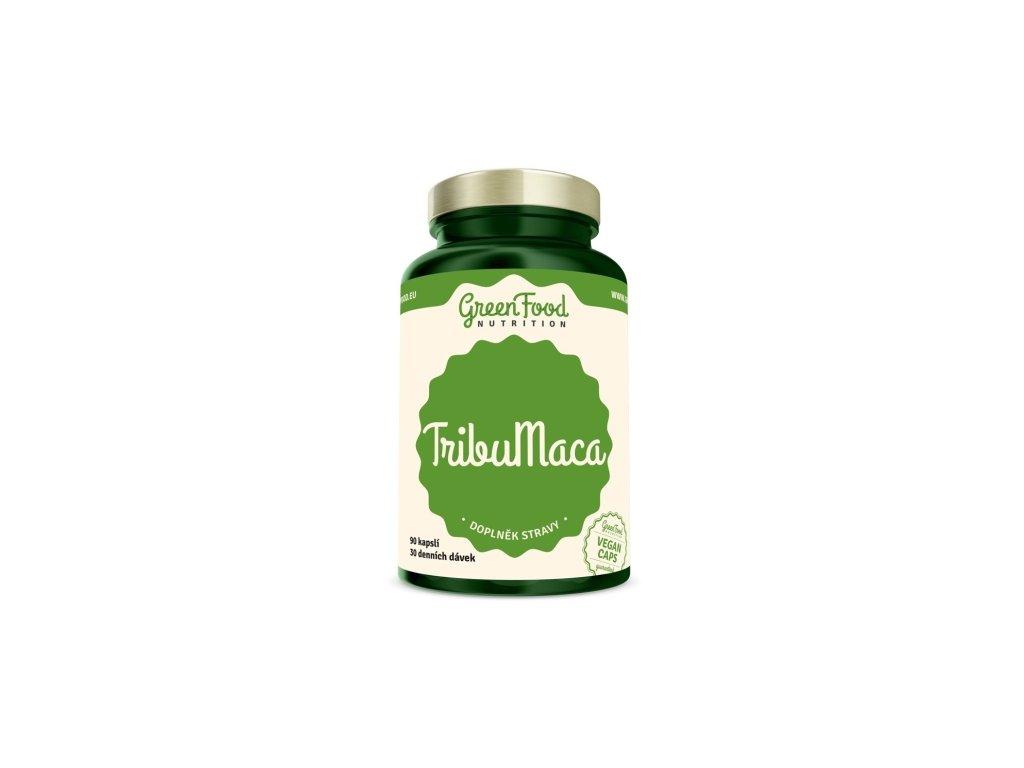 greenfood tribumaca 90 kapsli
