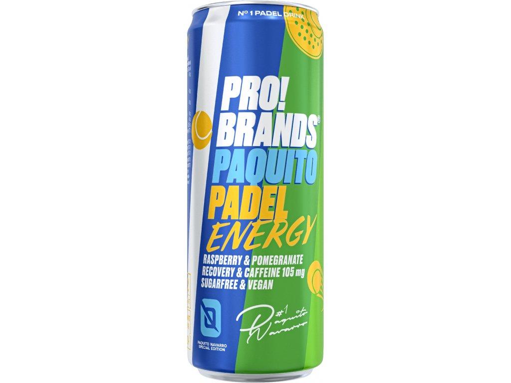 PB BCAA Drink PaquitoPadel 330ml.1