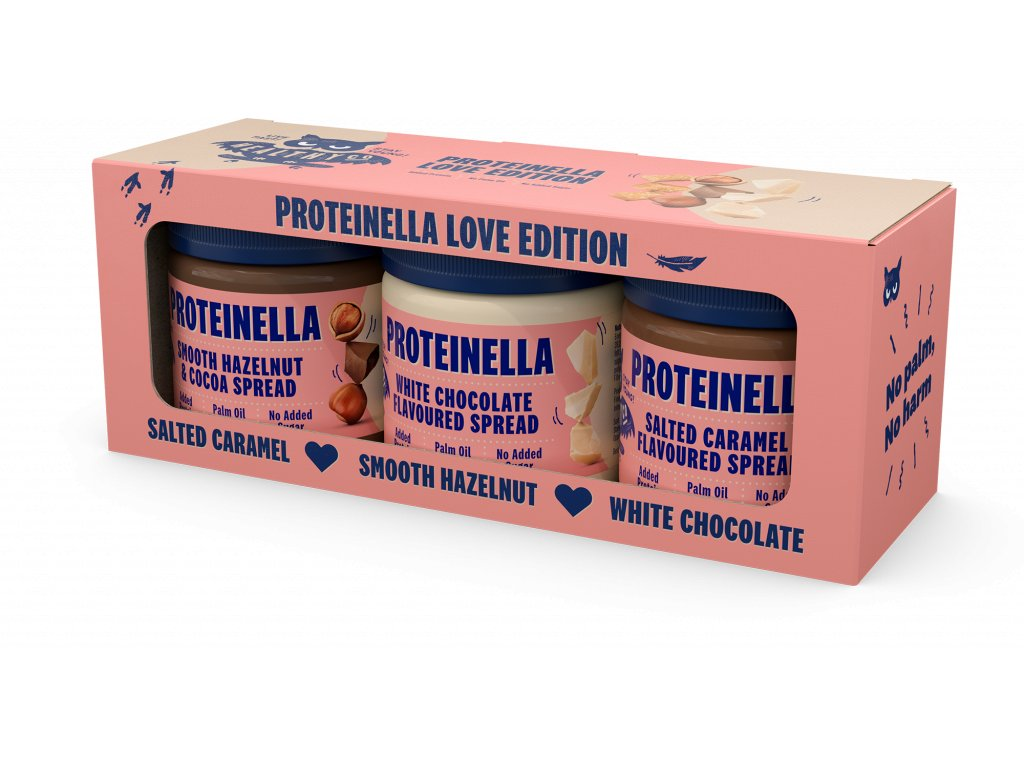 love Healthyco Proteinella 200g 3pack.3