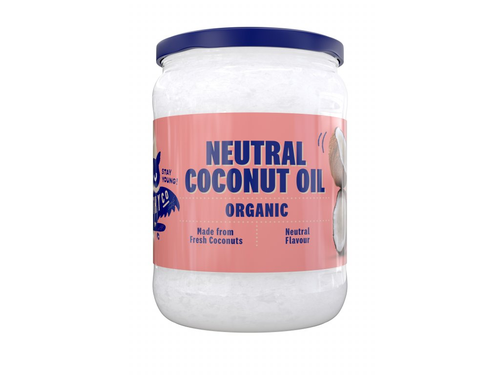 Coconutoil Neutral 500ml.1