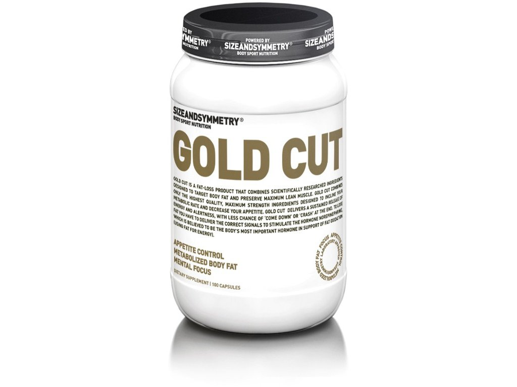 sizeandsymmetry nutrition gold cut 4