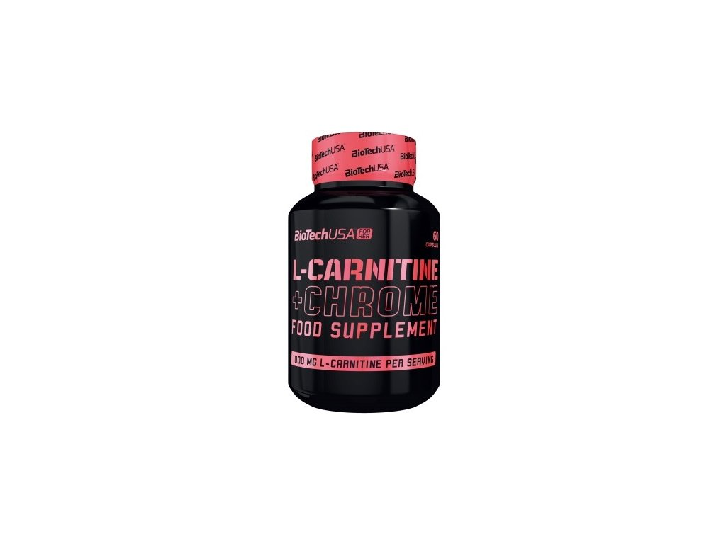 biotech for her l carnitine chrome