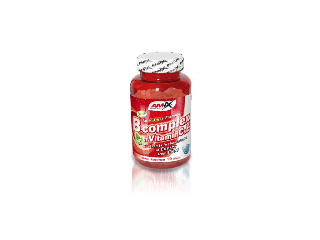 amix b complex vitamin c vit e 2