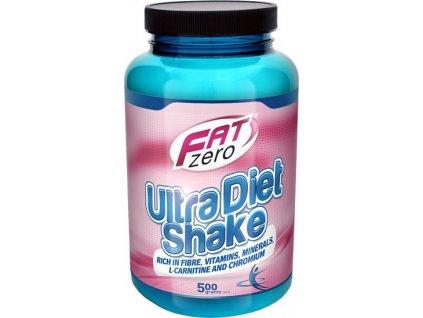 aminostar fatzero ultra diet shake