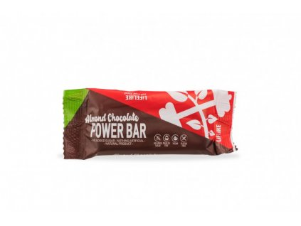 power almond choco